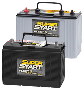 heavy duty batteries